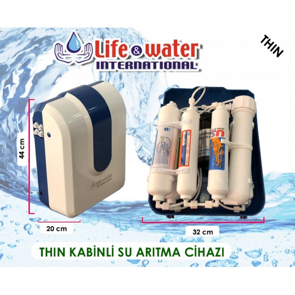 Thin Direkt Akışlı Su Arıtma Cihazı